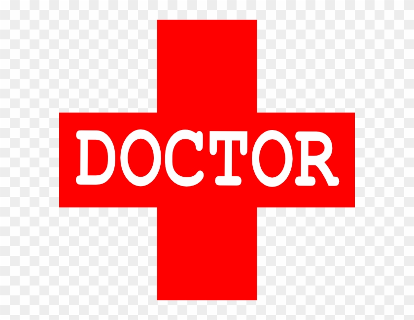 Medical Doctor Logo Small Clipart.