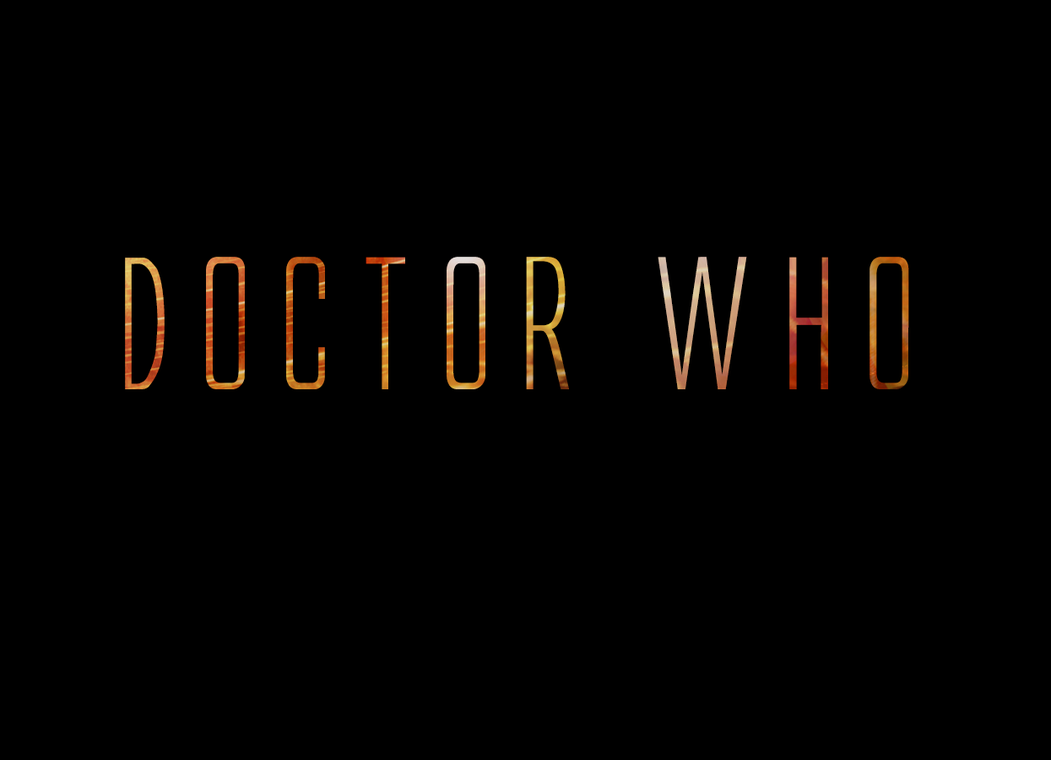New doctor who Logos.