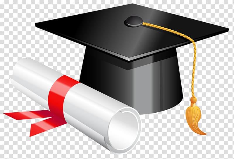 Black academic hat, Square academic cap Graduation ceremony.