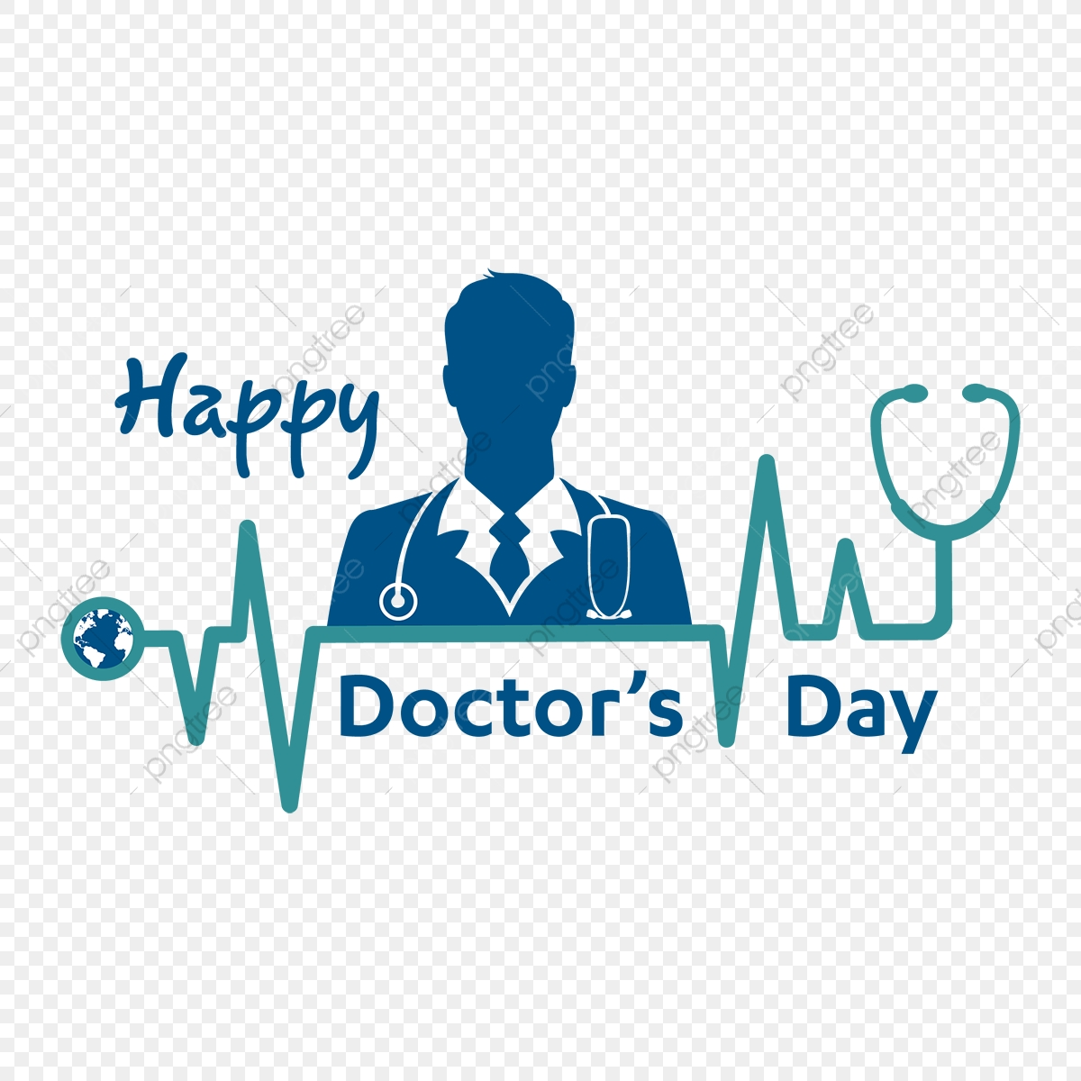 Happy Doctors Day Doctor Icon, Doctor, Icon, Woman PNG and Vector.