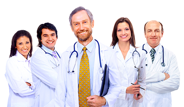 Doctors And Nurses PNG HD Images.