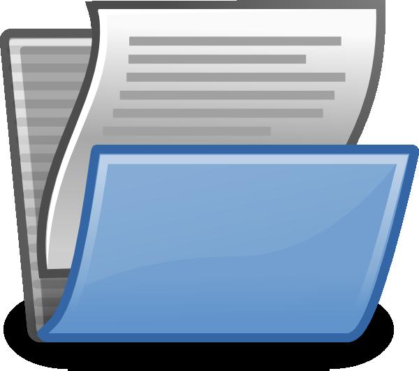 Document Clip art.