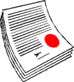 Document Clip Art Free.