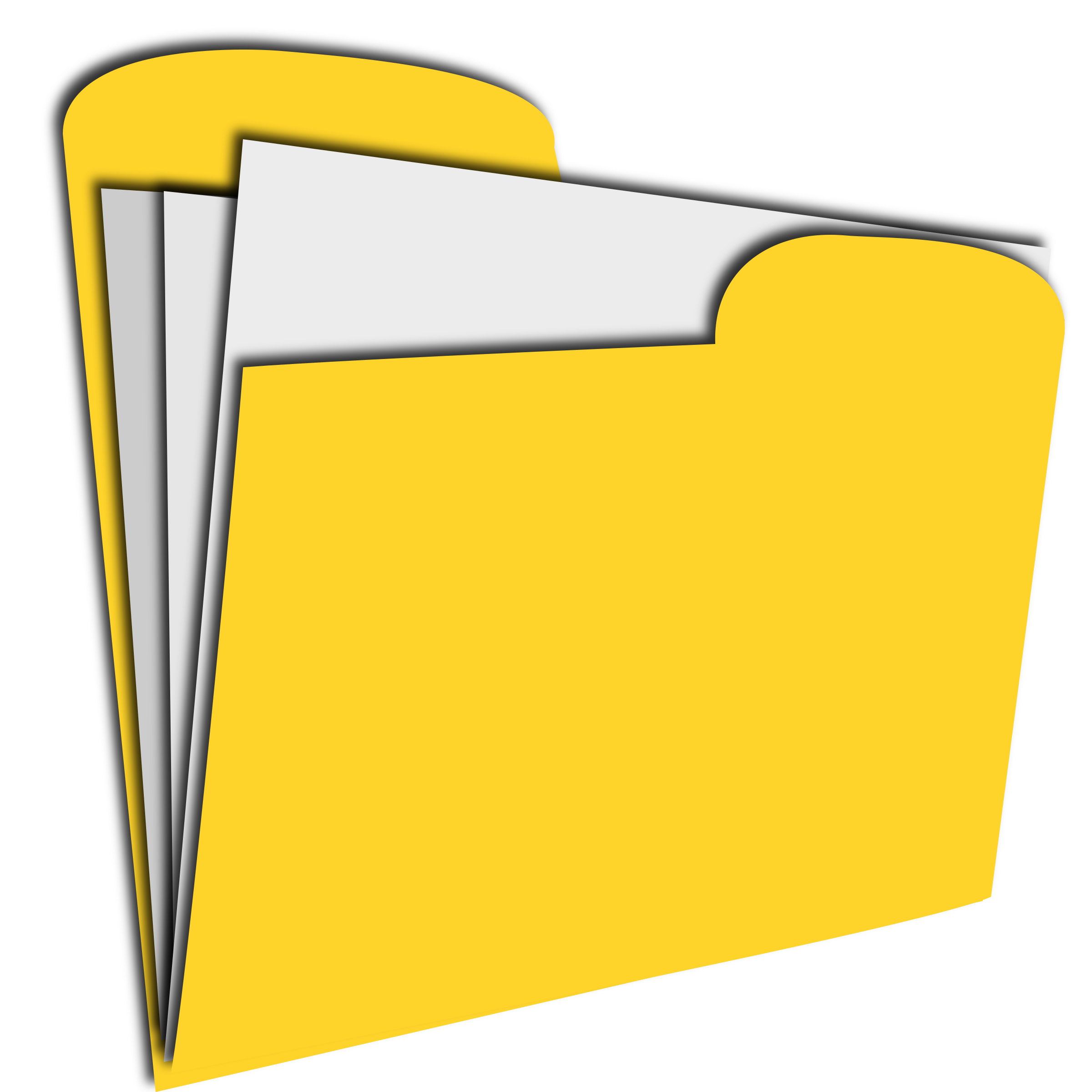Document cliparts.