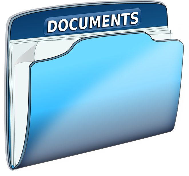 Documents clip art.