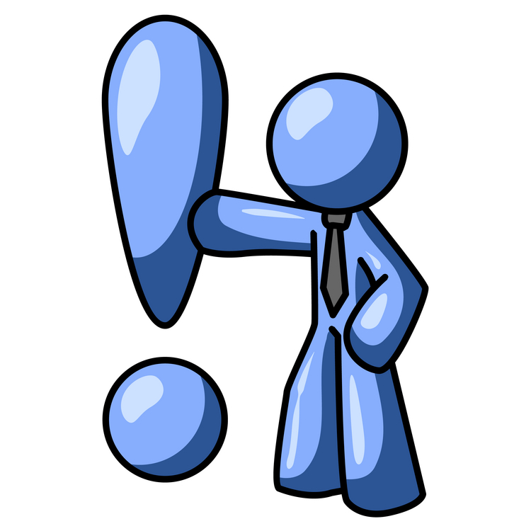 Point Clipart Illustration.