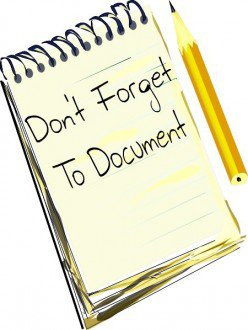 Importance Of Documentation Clipart.