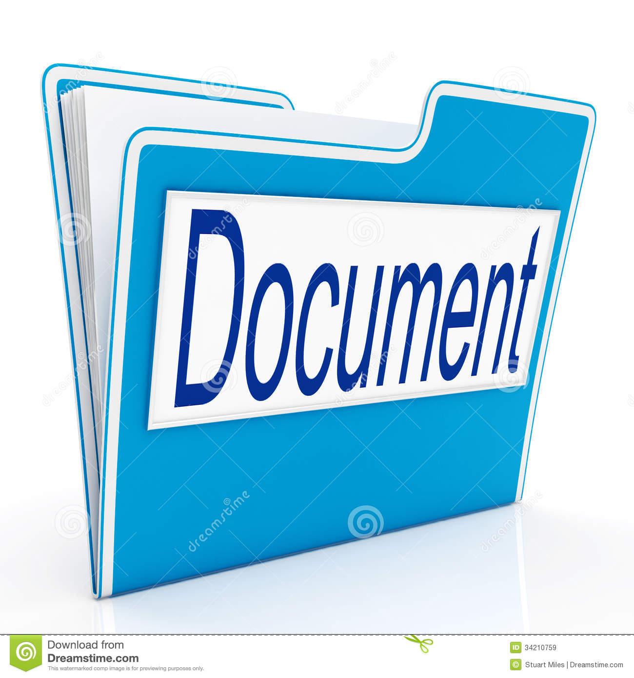 Documentation clipart 1 » Clipart Station.