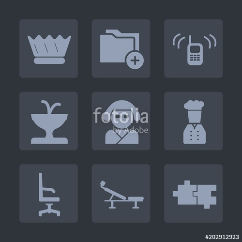 Premium set of fill icons. Such as kingdom, japan, luxury.