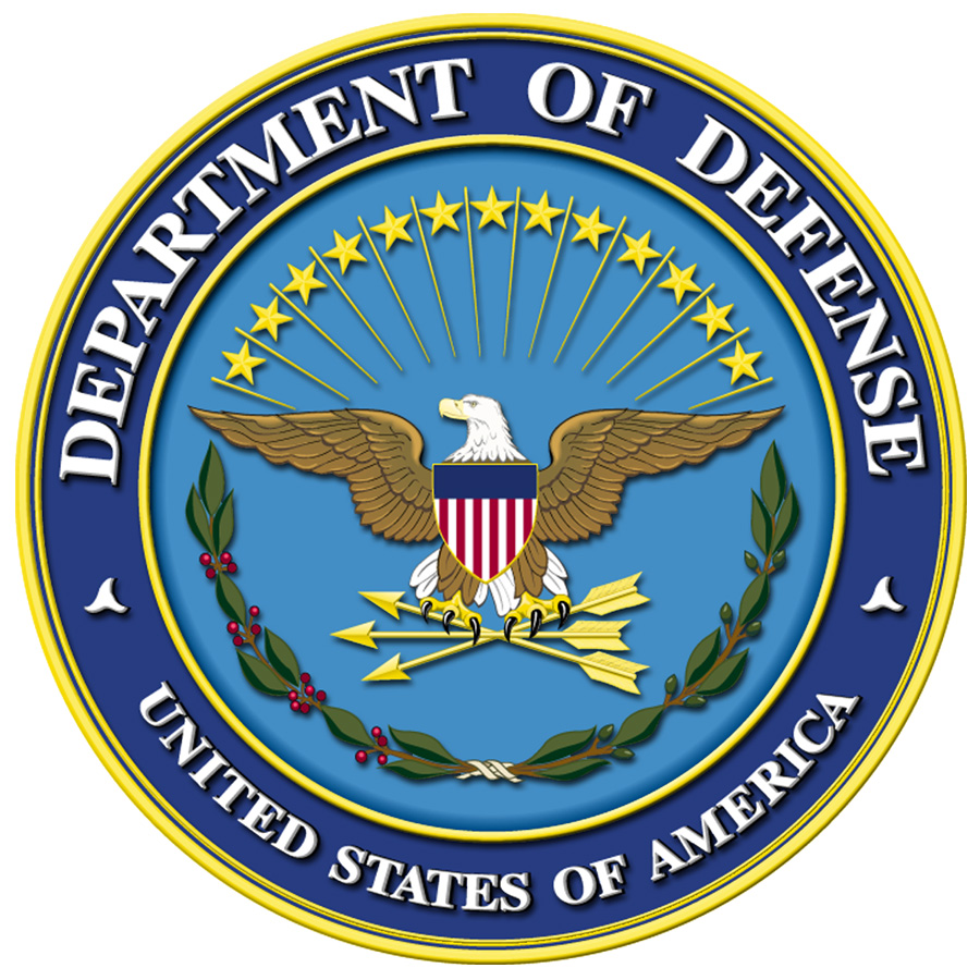 Department of defense clipart.