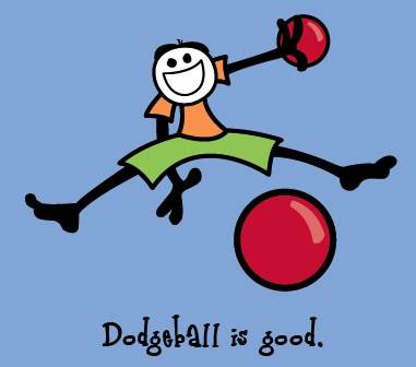 Showing post & media for Cartoon dodgeball.
