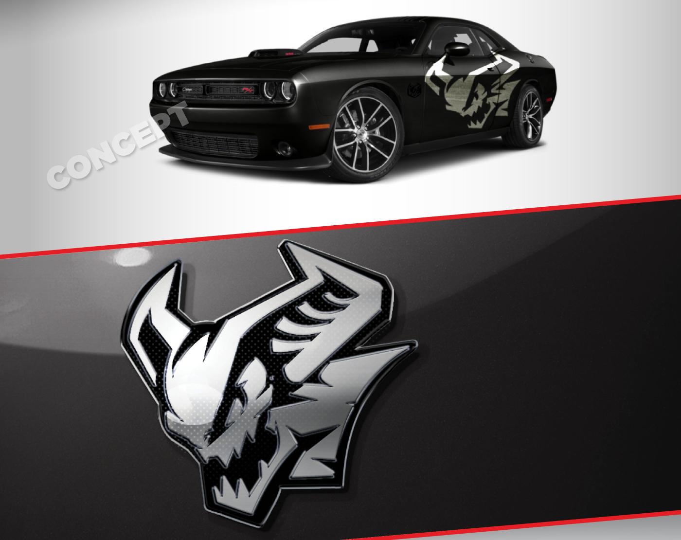 Demon Challenger SRT® Demon.