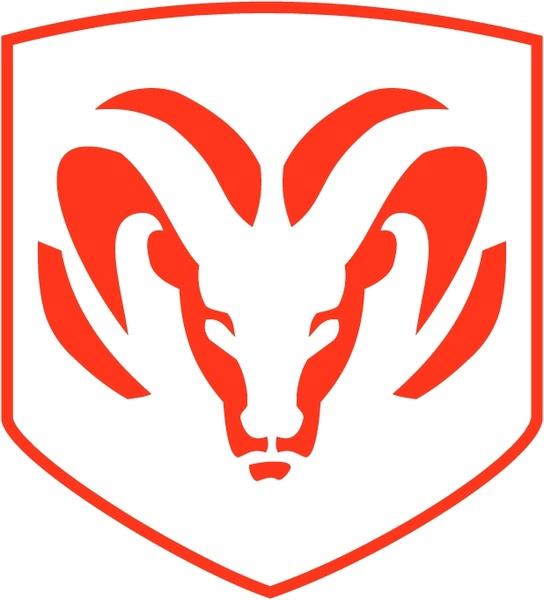 Dodge ram logo clip art.