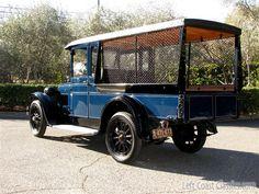 1927 Dodge Paddy Wagon...