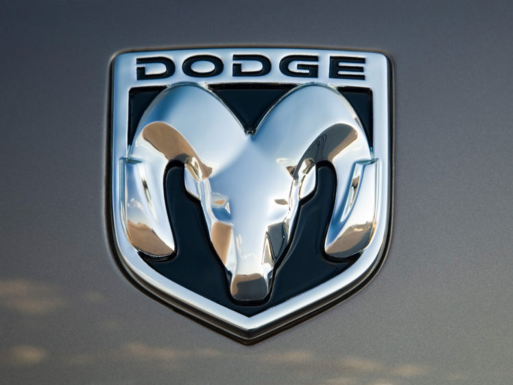 2009, Dodge, Ram, Pickup, Truck, Logo Wallpapers HD.