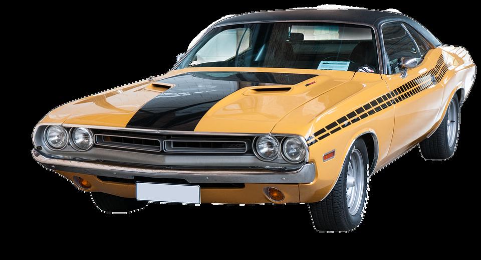 Dodge Transparent Background.