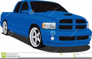 Free Dodge Ram Clipart.