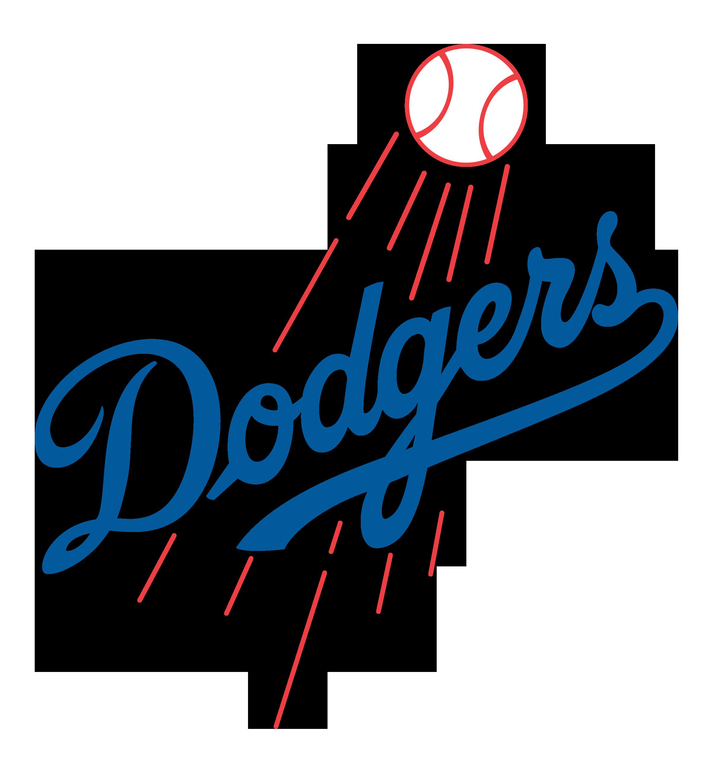 Los Angeles Dodgers Logo PNG Transparent & SVG Vector.