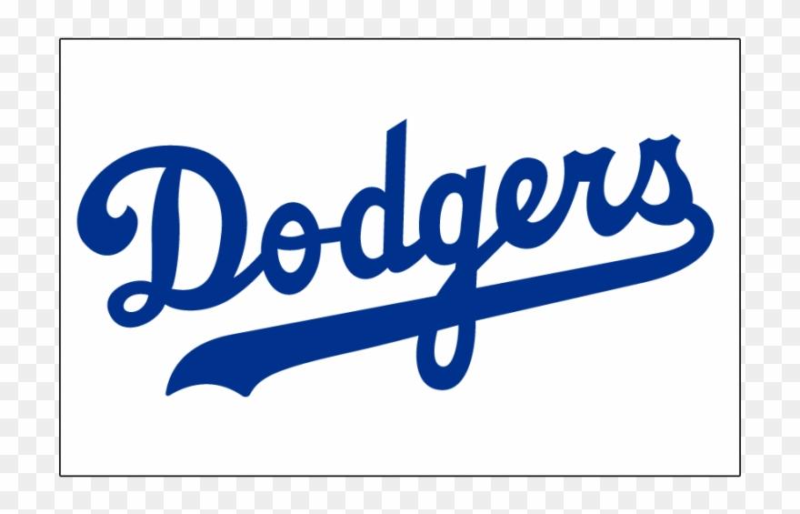 Los Angeles Dodgers Logo Png Transparent Background.