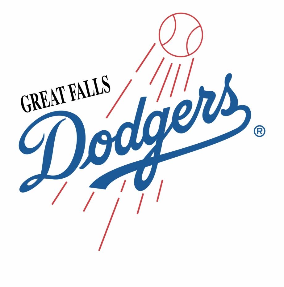 Great Falls Dodgers Logo Png Transparent.
