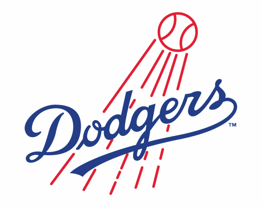 Los Angeles Dodgers Logos Iron On Stickers And Peel.