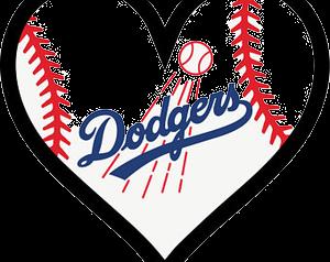 Dodgers Clip Art Los Angeles By Blackautopsy Dhubwq Png.