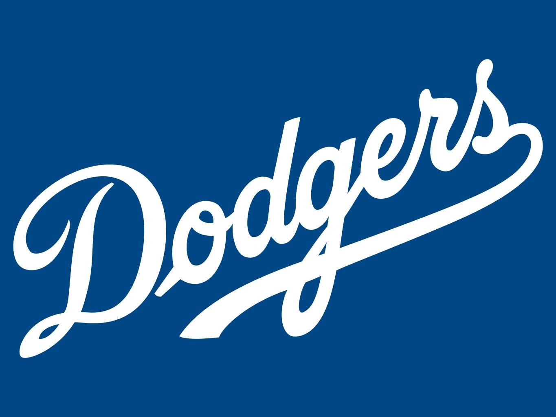 Los Angeles Dodgers Clip Art N3 free image.