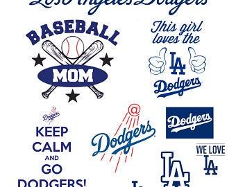 Dodgers svg.