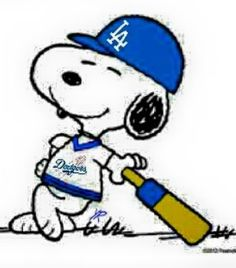 Collection of Dodgers clipart.