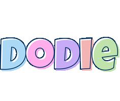 Dodie Logo.