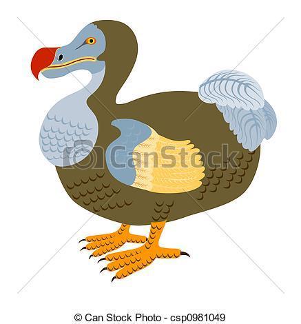 Dodo bird clipart 1 » Clipart Portal.