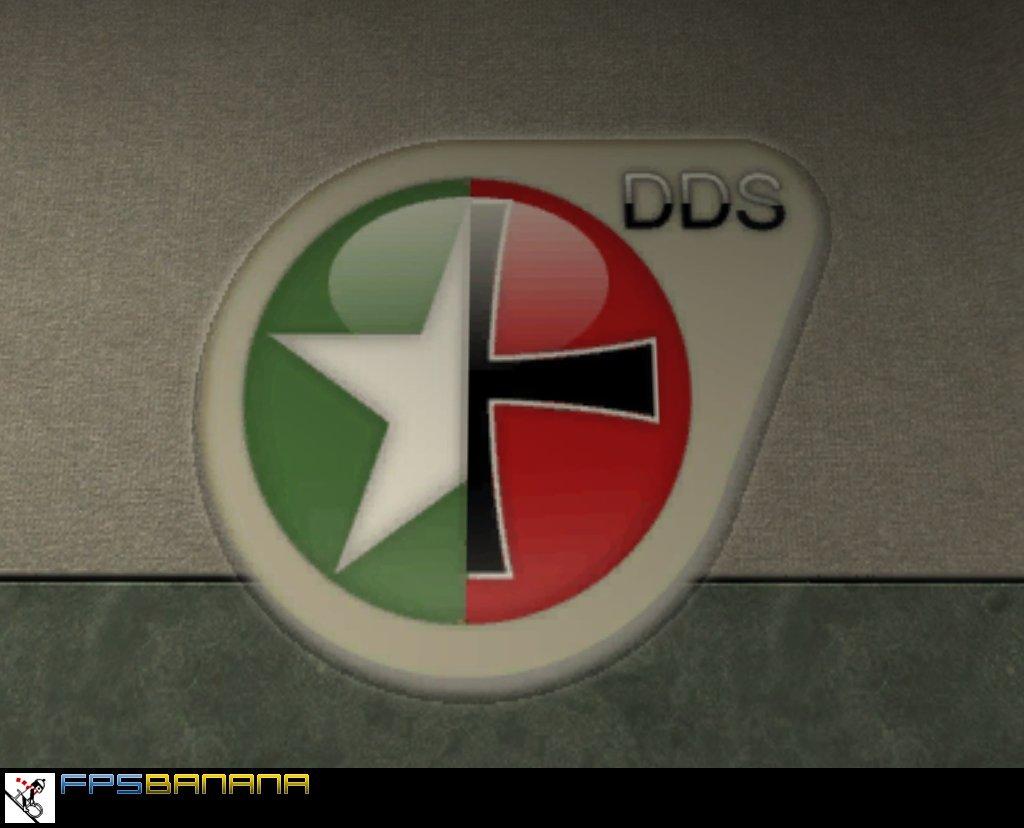 DODS logo.