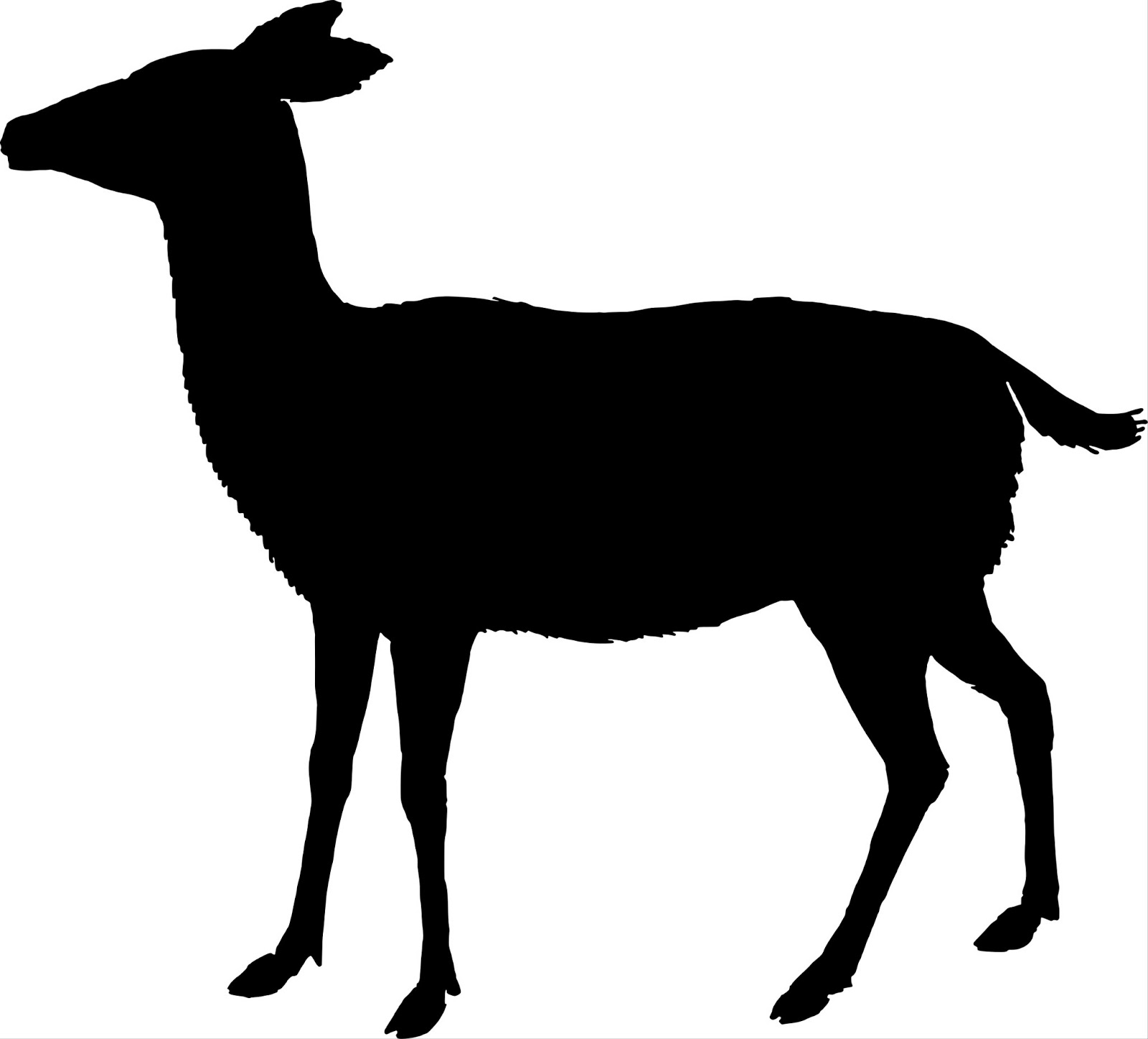 Collection of Doe clipart.