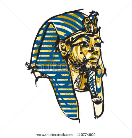 Egypt King Stock Photos, Royalty.