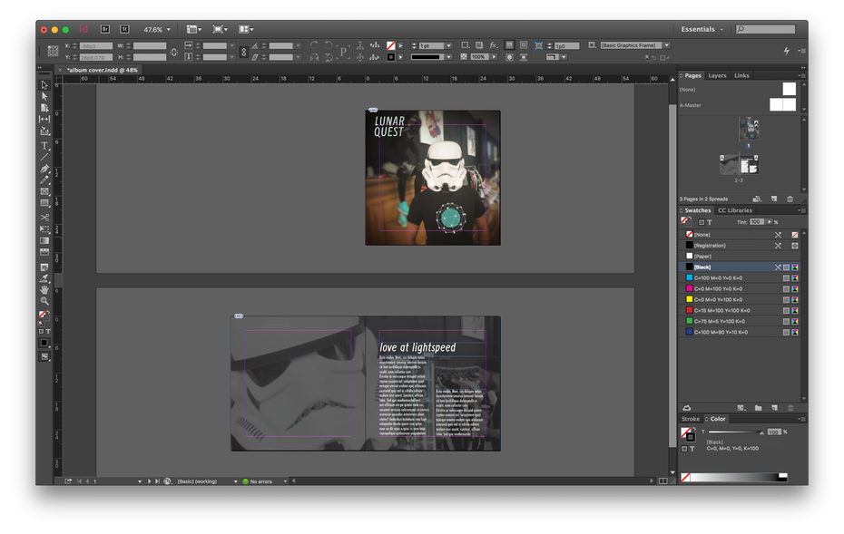 Photoshop vs. Illustrator vs. InDesign. Which Adobe product should.
