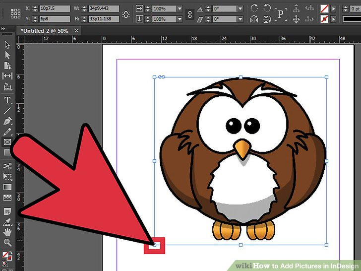 How to Add Pictures in InDesign: 7 Steps (with Pictures).