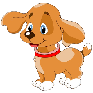 cute dog clipart images #19