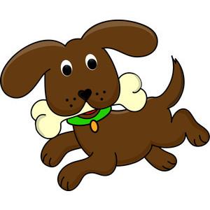 Cute Dog Clipart.