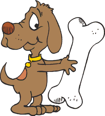 Free Cartoon Pictures Of Dog Bones, Download Free Clip Art.