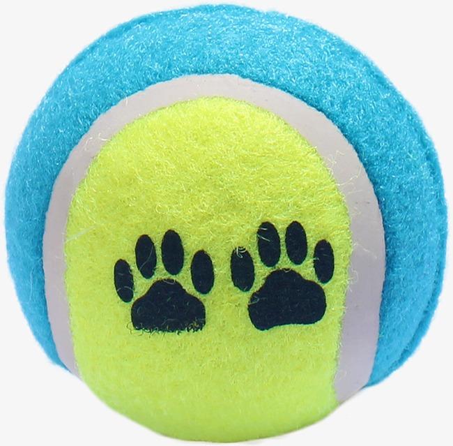 dog ball clipart #3