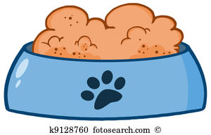 Dog bowl Clipart Royalty Free. 4,519 dog bowl clip art vector EPS.