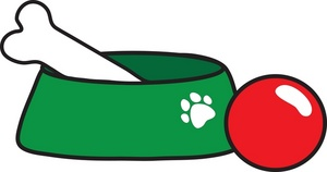 Dog Bowl Clip Art.