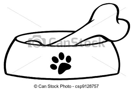 Dog bowl Clipart and Stock Illustrations. 5,110 Dog bowl vector.