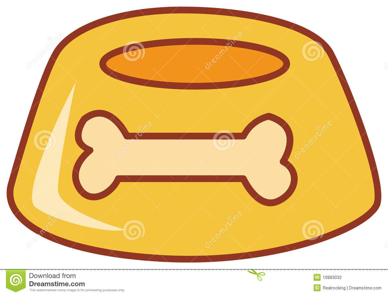 Dog Dish Clipart.