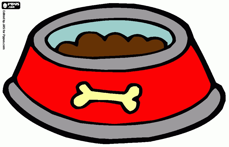 Dog bowl clipart 20 free Cliparts | Download images on ...