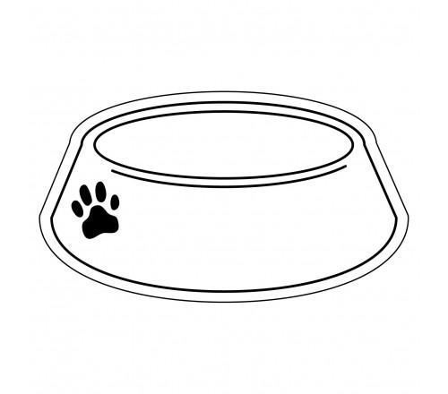 Dog Bowl Clipart.