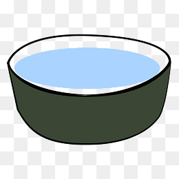 Dog Bowl PNG Images.
