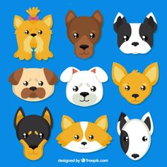 Puppy Clip Art Cute Puppy Clipart, Pet Scrapbooking Clipart, Puppy.