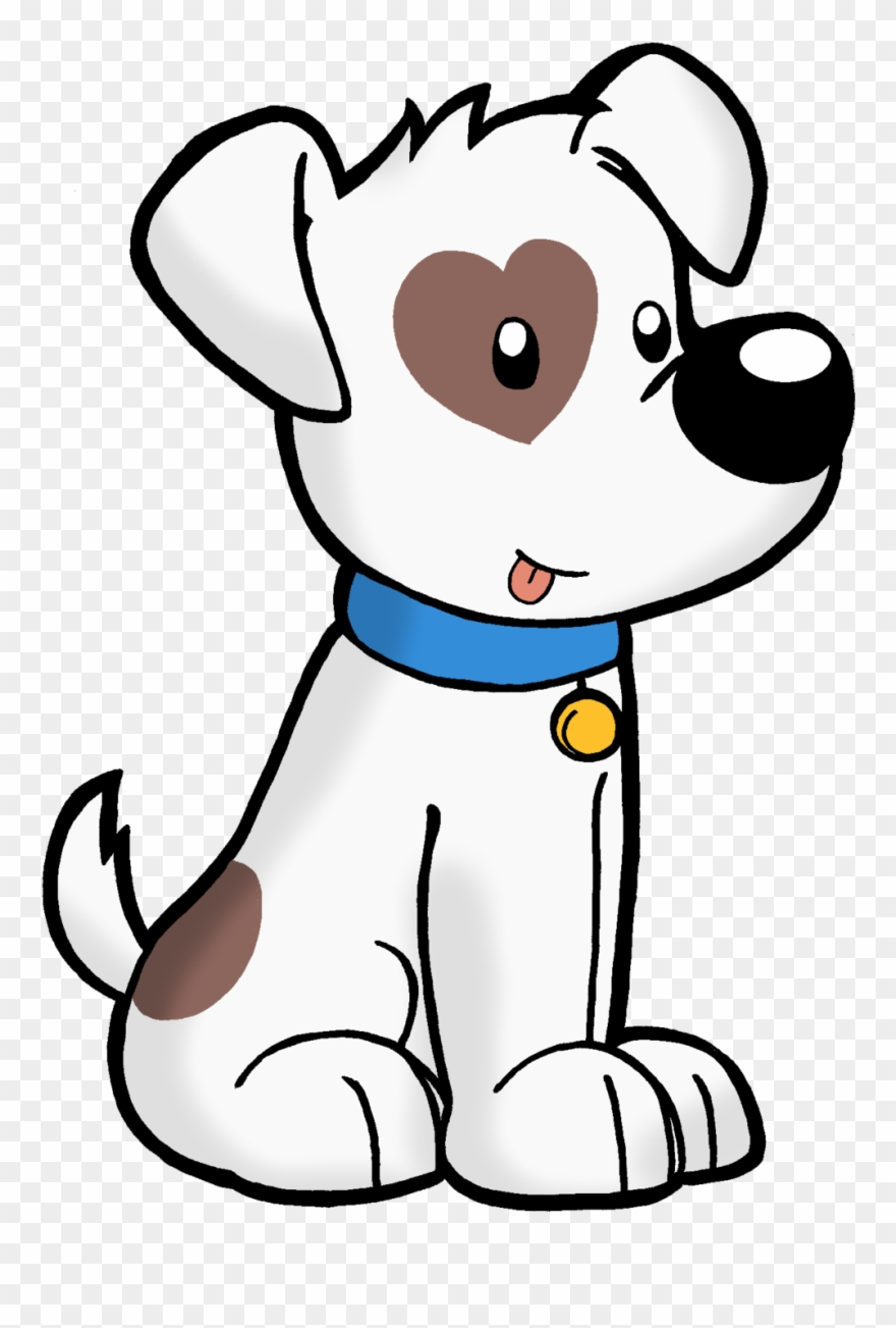 This A Cartoon Dog, Just A Cartoon Dog, Nothing More.