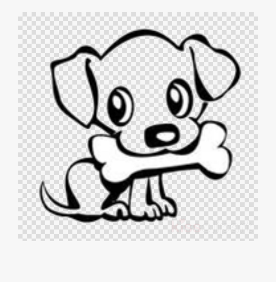 Puppy Clipart Easy.